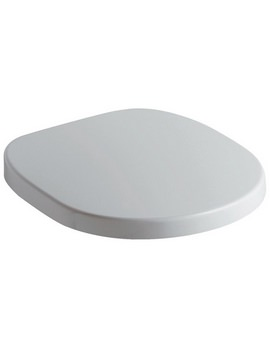Ideal Standard Concept Standard WC Toilet Seat And Cover - E791801