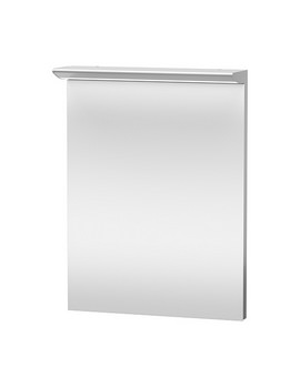 Duravit Darling New 600 x 800mm Mirror With Lighting | DN725500000