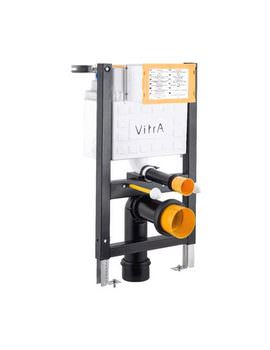 VitrA Reduced Height Wall Hung WC Frame 760-5805-01
