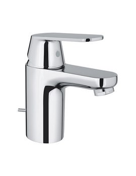 Grohe Eurosmart Cosmopolitan Basin Mixer Tap With Pop-Up Waste