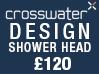 Crosswater Design Shower Head