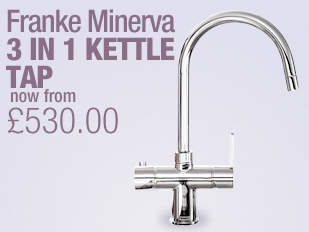 Franke Minerva 3 in 1 Kettle Tap