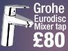 Grohe Eurodisc Mixer Tap