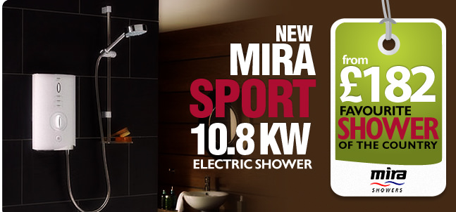 Mira Sport Shower 10.8 KW