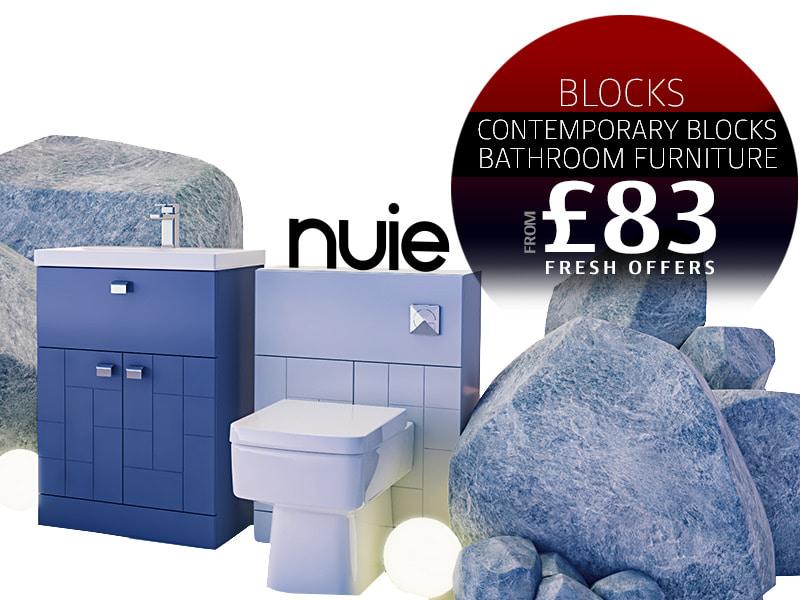 Nuie Blocks Range Of Furniture