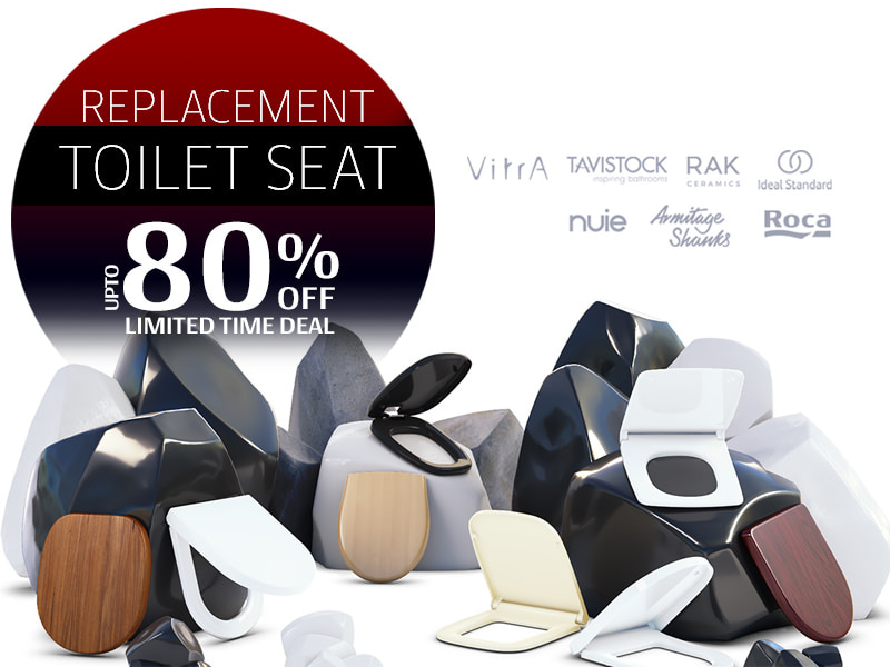 Replacement Toilet Seat Sale